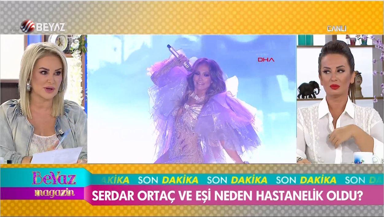 Jennifer Lopez'in Antalya Konserindeki Paylaşımına Olay Yorum