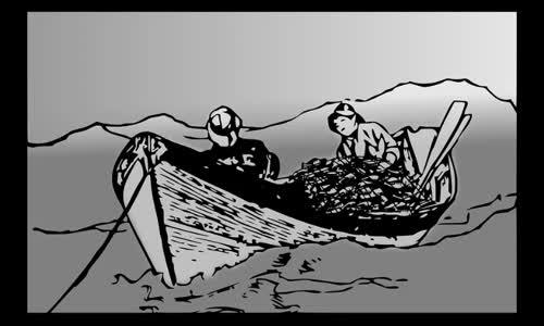 1001(Binbir) Gece Masalları - Balıkçı ile İfrit