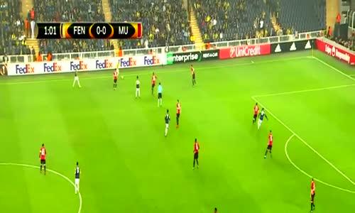 Fenerbahçe vs Manchester United 2-1 Genis Maç Özeti 03_11_2016