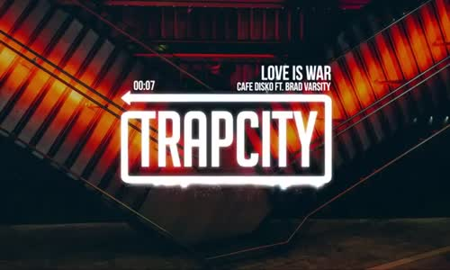 Cafe Disko - Love Is War (ft. Brad Varsity)