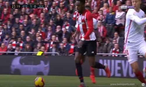 Athletic Bilbao 2 - 0 Sevilla Maç Özeti İzle
