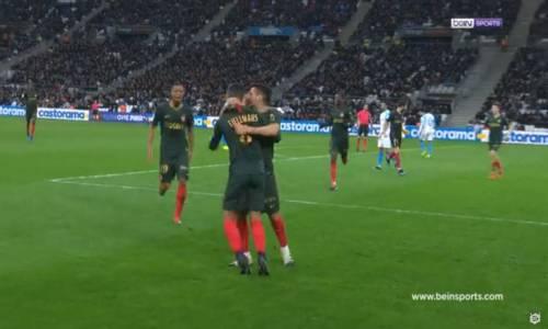 Marseille 1 - 1 Monaco Maç Özeti İzle