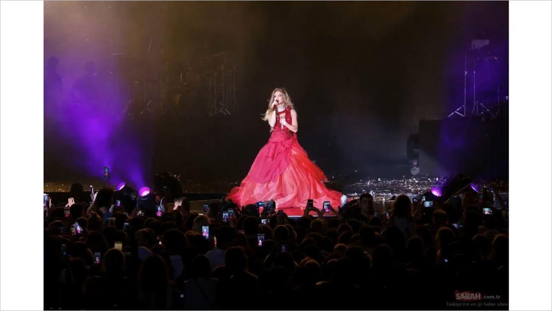 Jennifer Lopezden Unutulmaz Konser