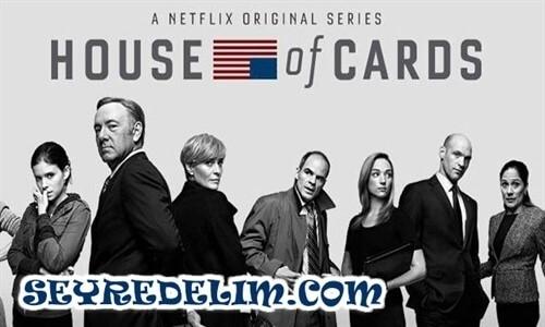 House of Cards 3.Sezon 1.Bölüm Türkçe Dublaj İzle