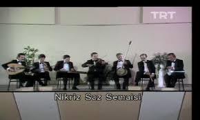 İstanbul Radyosu Türk Müziği Sazları-Nikriz Saz Semaisi İzle