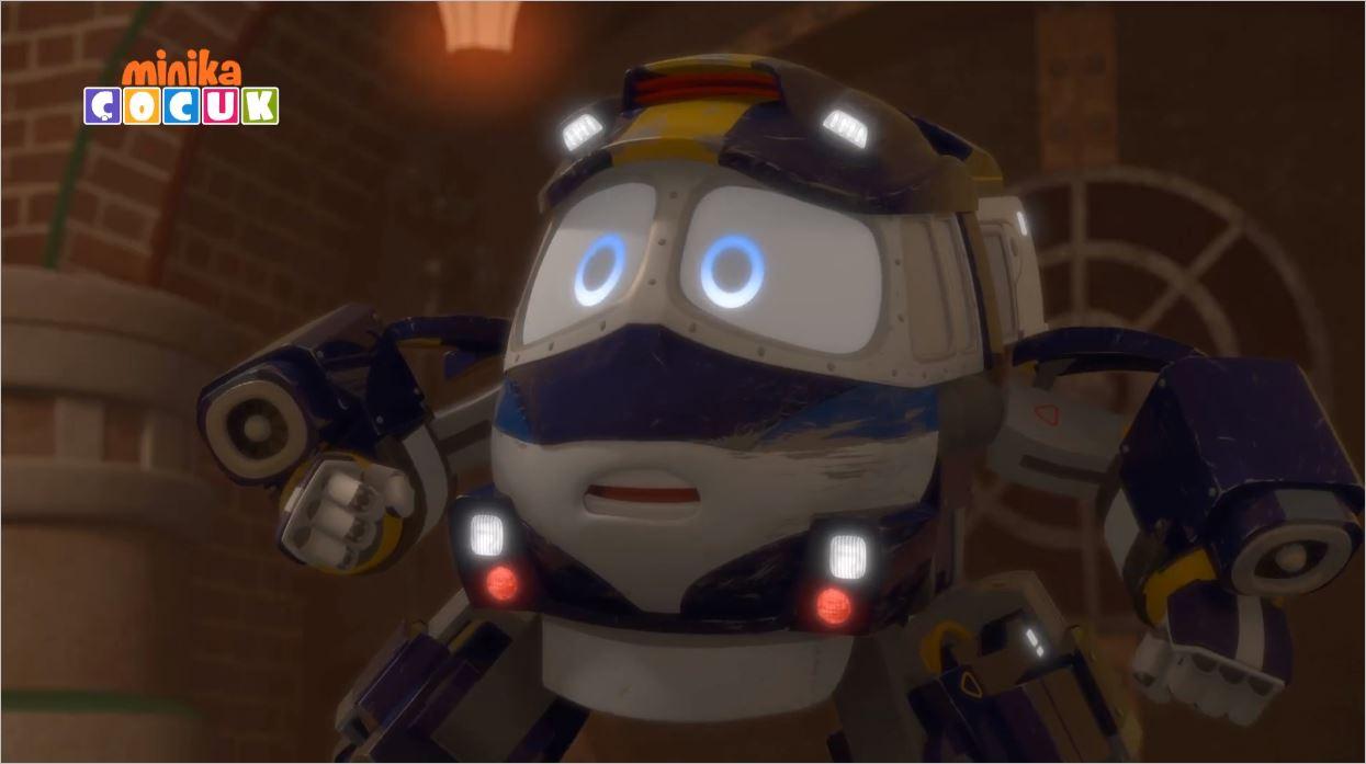 Robot Trenler 17 Bolum Kay Goremiyor Seyredelim Com