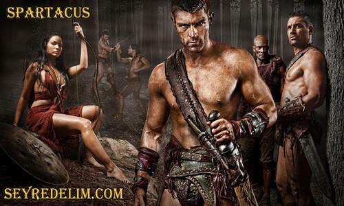 Spartacus 2. Sezon 8. Bölüm izle