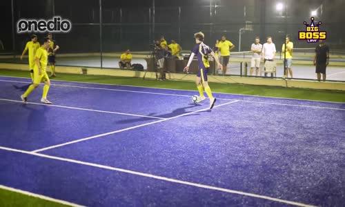 BigBossLayf 'ta Çekişmeli Halı Saha Maçı ve Penaltı Kapışması