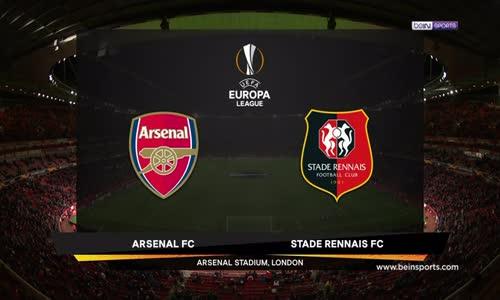 Arsenal 3 - 0 Rennes Maç Özeti İzle