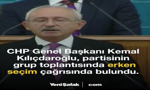 Kılıçdaroğlu'nun Seçim Çağrısından Sonra Tıklanma Rekorları Kıran Video