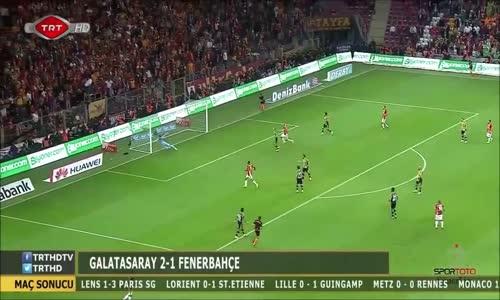 Galatasaray 2-1 Fenerbahçe maçının Golleri HD (18 Ekim 2014)