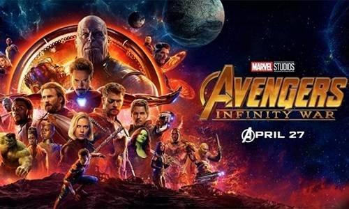 Yenilmezler 3 Sonsuzluk Savaşı - Avengers 3 Infinity War Türkçe Altyazılı İzle