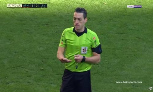Atletico Madrid 1 - 0 Levante Maç Özeti İzle