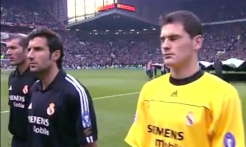 Efsane Manchester United - Real Madrid Maçı _ Şampiyonlar Ligi _ 2003