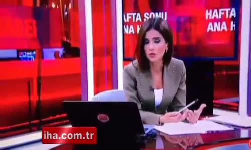 Cnn Türk Ekranlarında Büyük Skandal  Teröriste Şehit Dedi