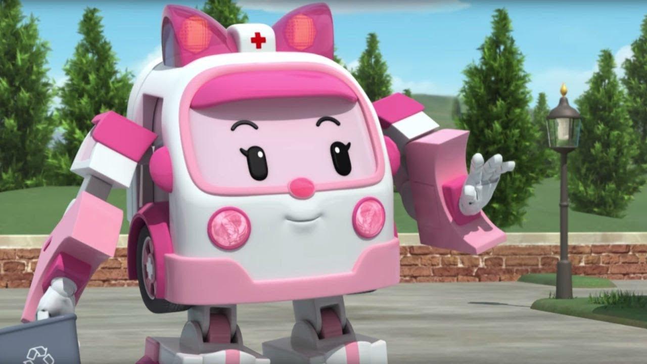 Robocar Poli - Nereye Gidiyorsun Pırpır