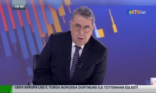 Savunma Sanayii Müsteşarı Prof Dr İsmail Demir NTV de Oğuz Haksever in Konuğu