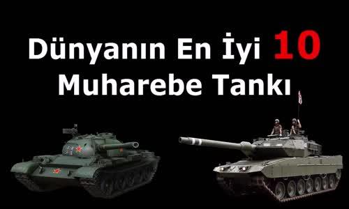2017'nin En Modern 10 Mükemmel Tankı