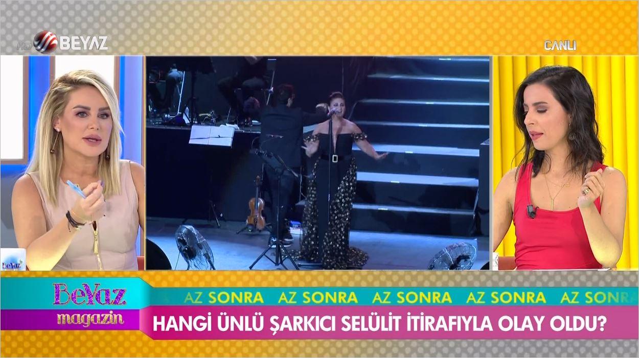 Sibel Can'ın Harbiye Açıkhava Konserine Ünlü Akını