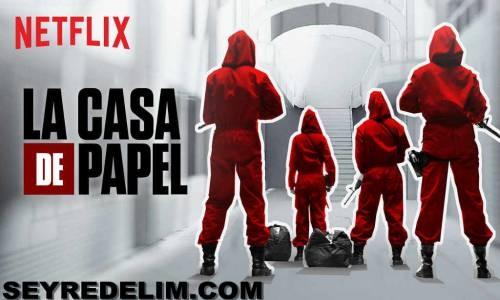 La Casa De Papel 2. Sezon 3. Bölüm İzle