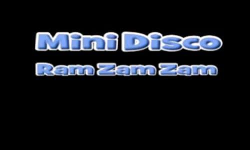 Mini Disco - Ram Zam Zam Çocuk Şarkıları
