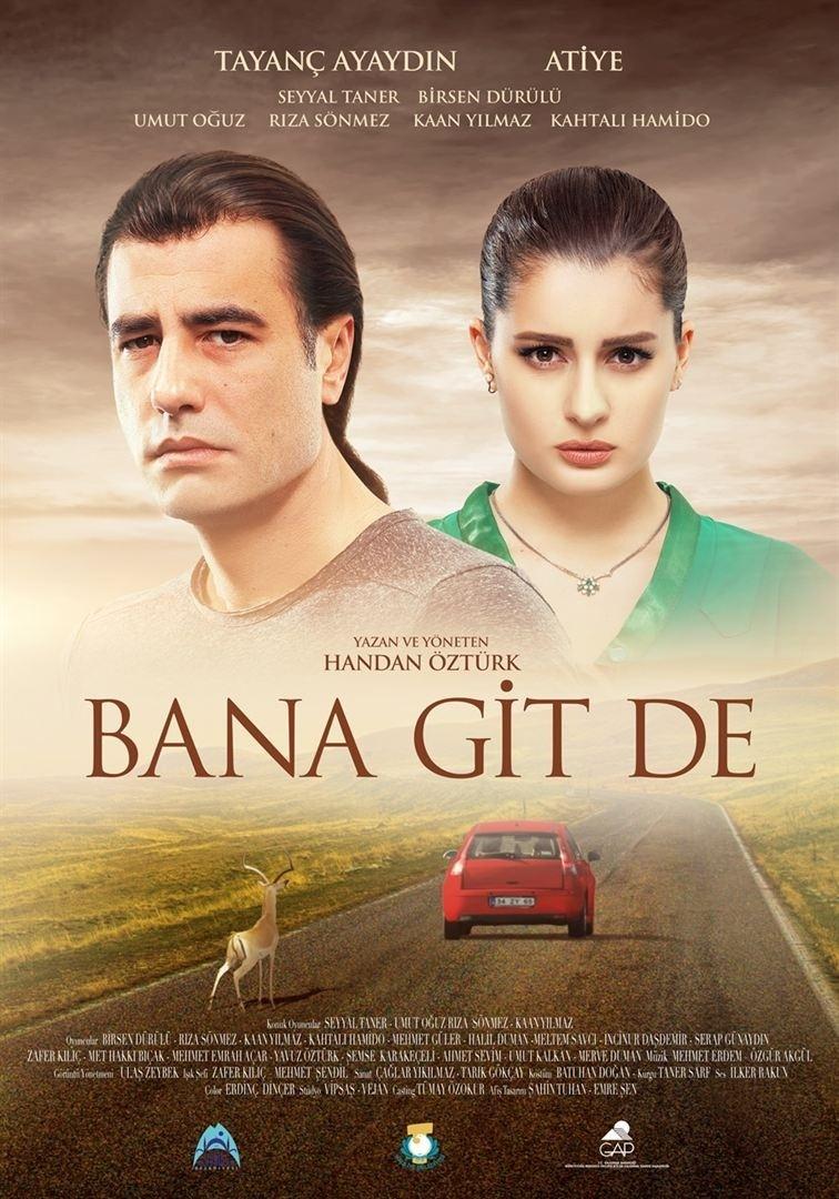 Atiye - Cimali Vali (Bana Git De Film Müziği Arapça Şarkı) (2016)