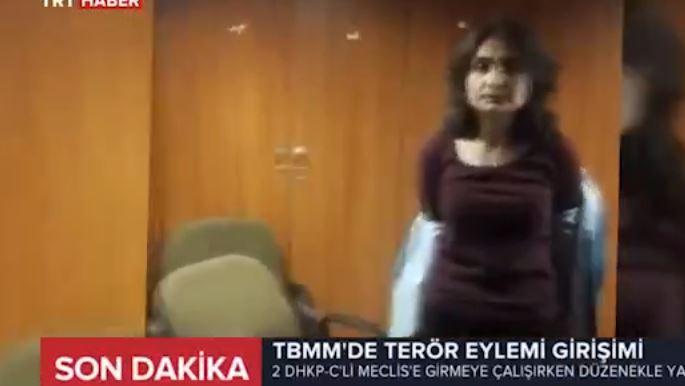 TBMM'de Terör Eylemi Girişimi