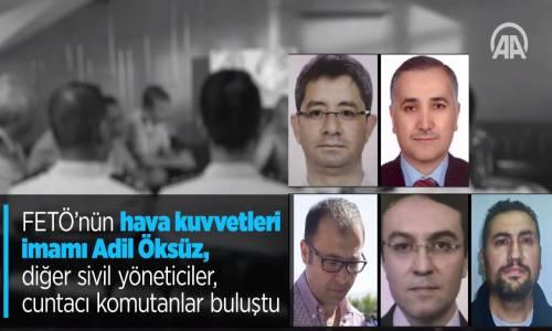 FETÖ'cü Kemal Batmaz'ın Aracı Darbe Villasından Çıktı