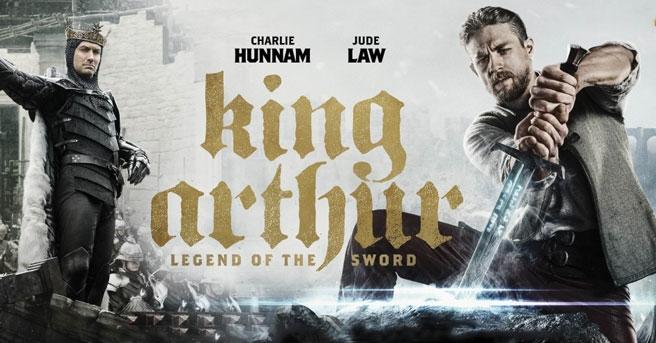 Kral Arthur Kılıç Efsanesi (King Arthur Legend of the Sword) Yabancı Film Türkçe Dublaj İzle