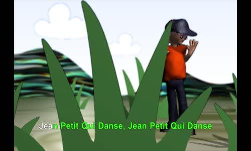 Çocuk Şarkıları Jean Petit Qui Danse Karaoké Instrumental