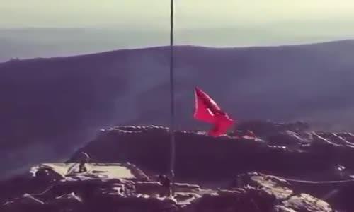 O mübarek bayrak işte bu bayrak