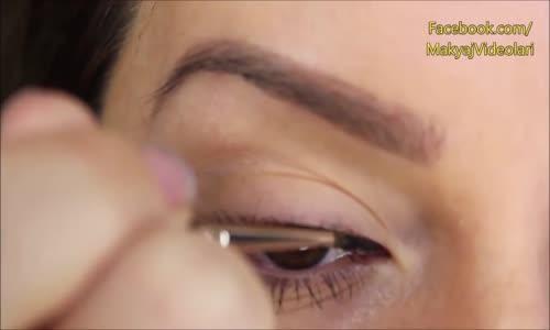 6 Farklı Jel Eyeliner Stili