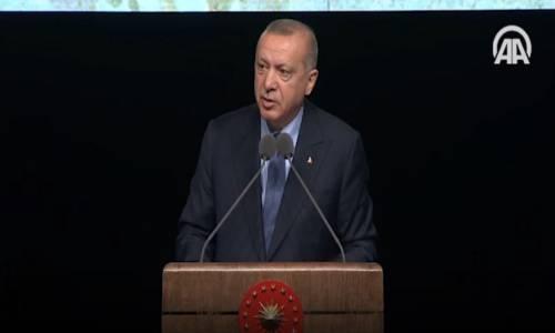 Cumhurbaşkanı Erdoğan Türkiye'yi Bilim İnsanları İçin Önemli Bir Cazibe Merkezi Haline Getireceğiz