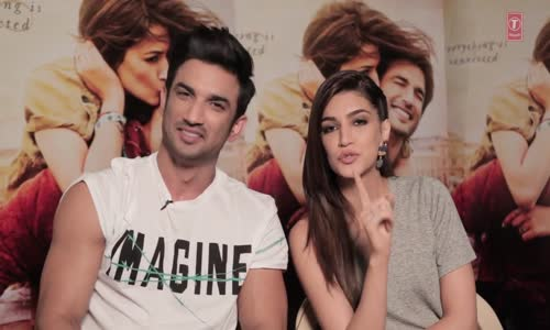 Exclusive Interview   Raabta  Sushant Singh Rajput