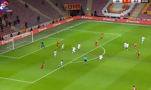 Galatasaray Elazığspor 1 - 1 Geniş Özet HD Türkiye Kupası