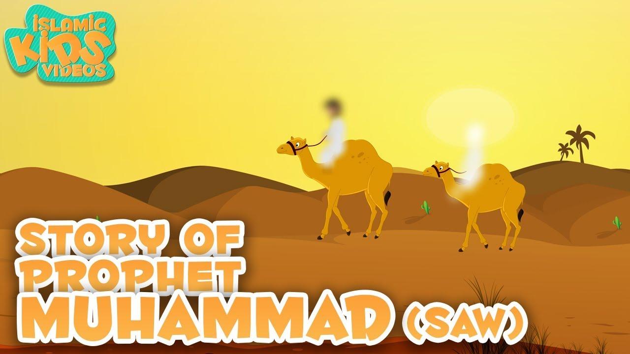 Hz.Muhammed'in Hayatı (Animasyon)