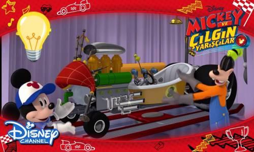 Mickey ve Tayfasının En İyi 5 İcadı