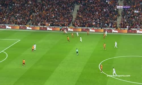 Galatasaray 2-1 Atiker Konyaspor Maç Özeti