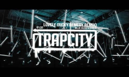 Billie Eilish & Khalid - lovely (Ricky Remedy Remix)