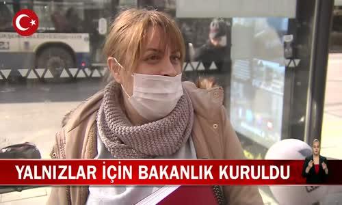 Türkiye'de Yalnızlık Bakanlığı Kurulsa Nasıl Olur! İşte Halktan Cevaplar