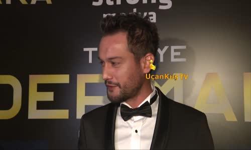 Burak Serdar Şanal Lider Marka Ödülleri Gecesi'nde