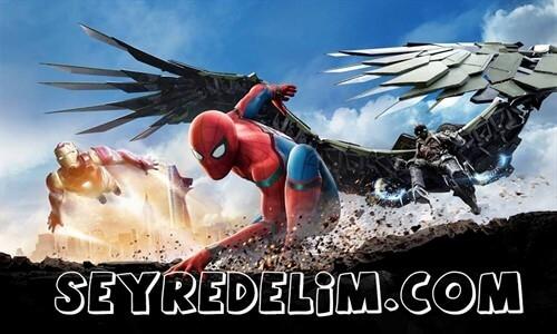 Örümcek Adam Eve Dönüş - Spider-Man Homecoming Yabancı Film  Türkçe Dublaj Hd İzle