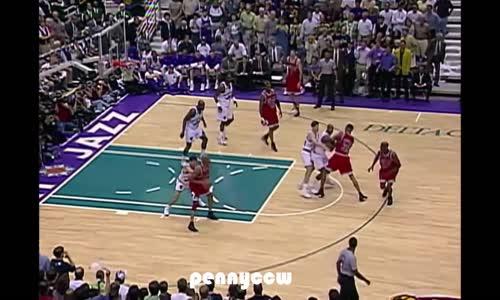 1998 Michael Jordan'un NBA Finalininde Son Üç Dakikası