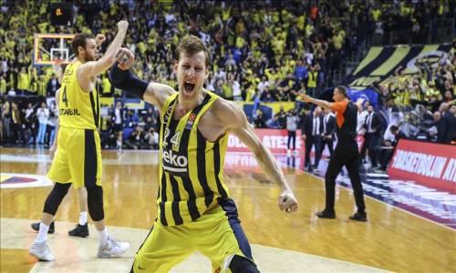 Fenerbahçe Beko 65  -  63 Real Madrid Basketbol Özeti İzle