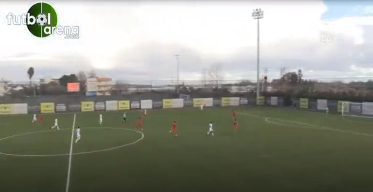 Gaziantepspor_ 5 - Eskişehirspor_ 0 (Maç Özeti)