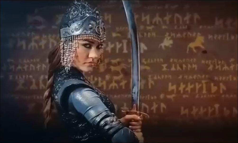 Cevhertaş - Kazak'ım oy
