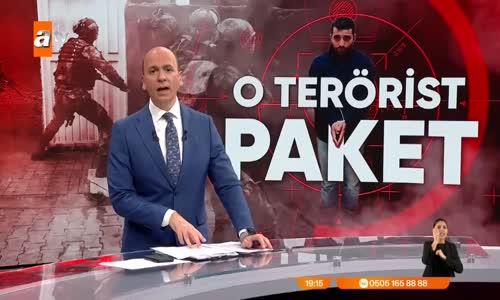 O terörist yakalandı!