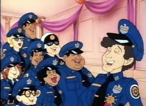 Polis Akademisi 1.Bölüm İzle