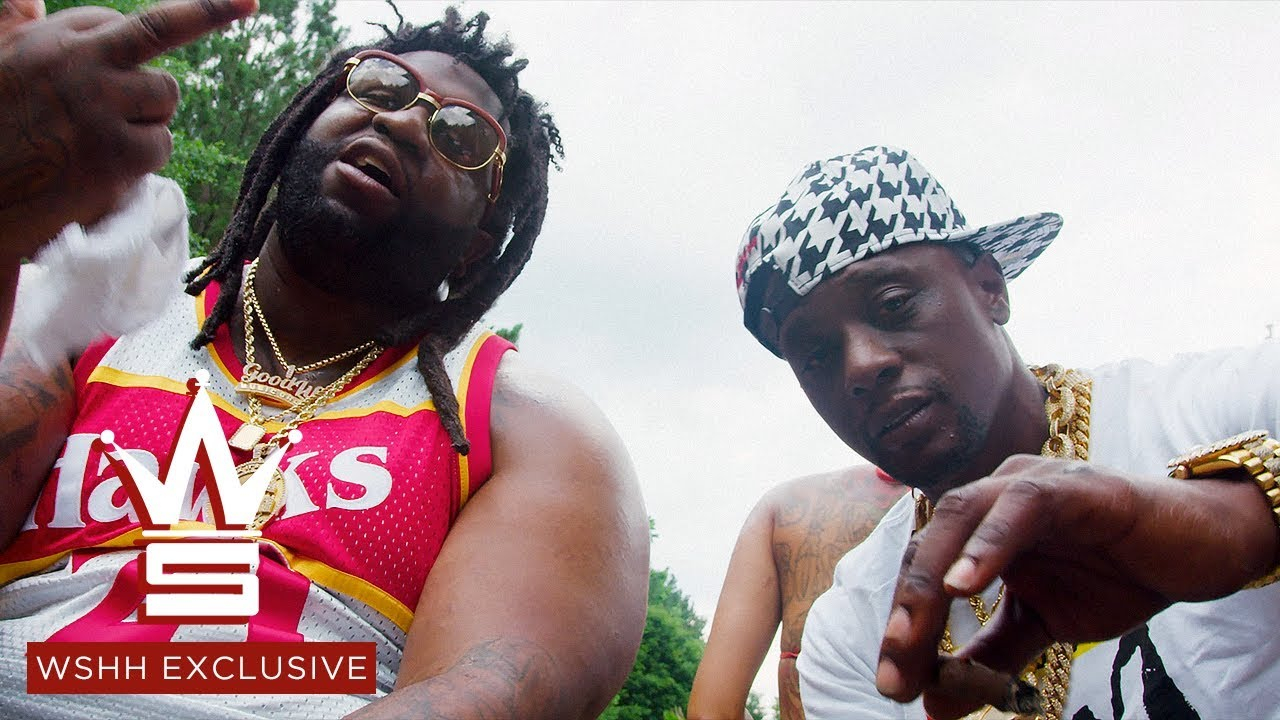 Bloody Jay Feat Boosie Badazz Thug My Way Wshh Exclusive