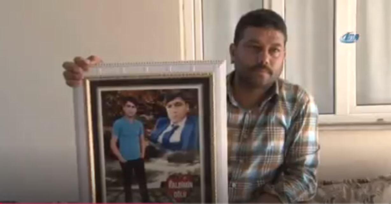 Oğlunun Katil Zanlısı Gelinine Kalpli Ev Sürprizi Yapacaktı